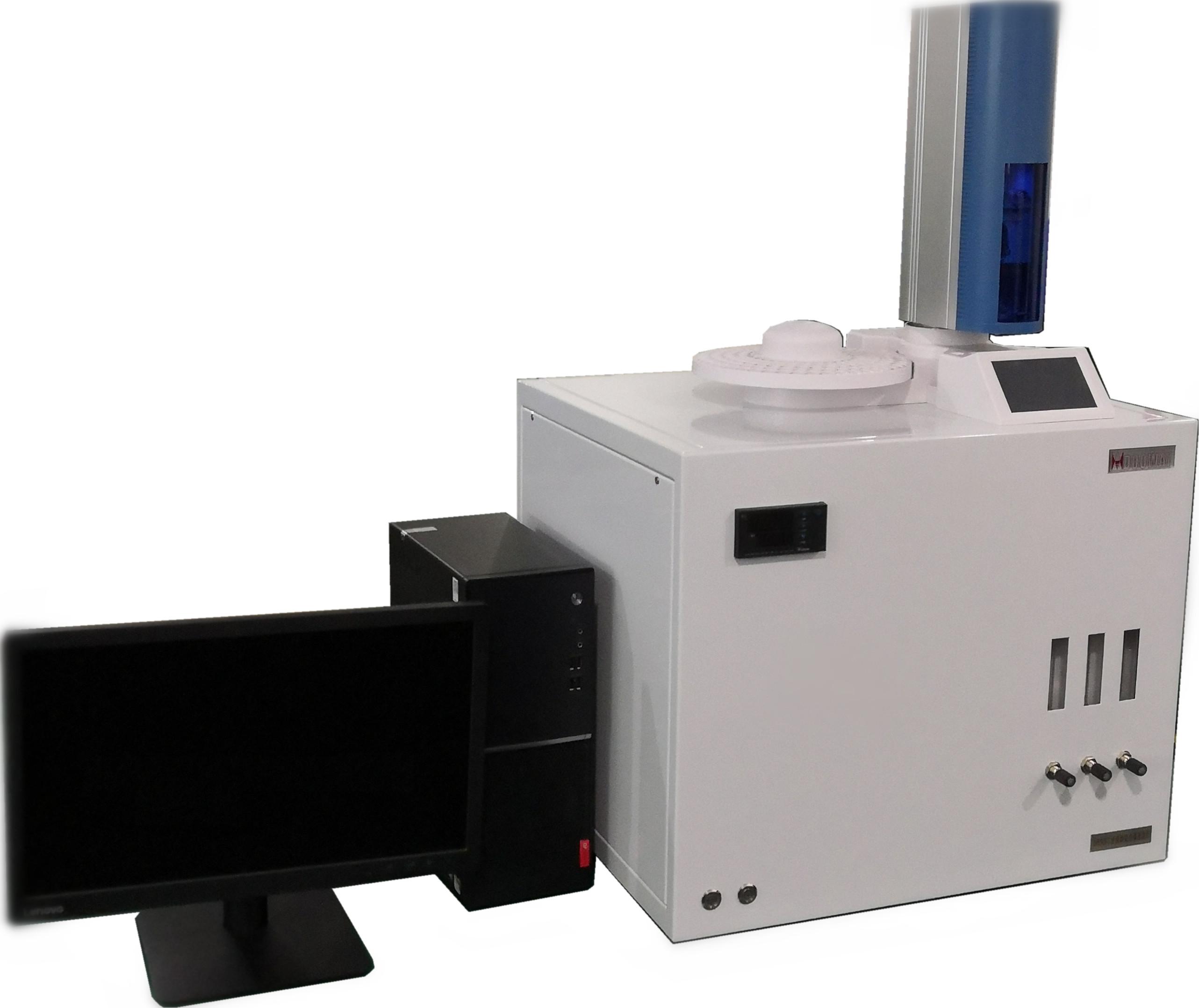 全自动硫含量测定仪DW500T